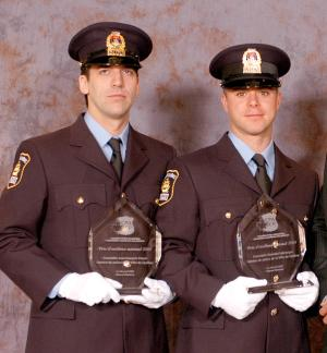 Québec Police Service - CPA's National Award Recipients